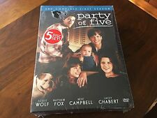 Party of Five - Five DVD Set - Complete First Season - New in Packaging