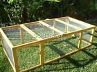 LARGE Rabbit Run Guinea Pig Somerzby Villa Extension coop hutch chicken cage