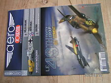 µ? Revue Aero Journal n°52 49th fighter au combat Werner Molders Zerstorer ...