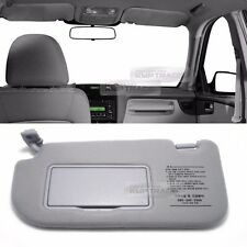 OEM Parts Interior Hand Sun Visor Shade LH Gray for KIA 2005 - 2010 Sportage