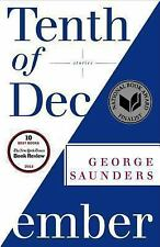 Tenth of December: Stories by George Saunders (Paperback) NEW