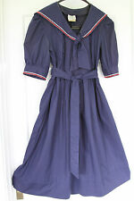 LAURA ASHLEY VINTAGE MOTHER&CHILD SAILOR DRESS