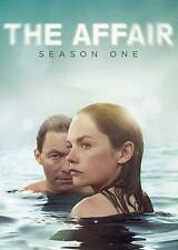 The Affair: Season 1 (DVD, 2015, 4-Disc Set)  Brand New! Sealed in plastic!