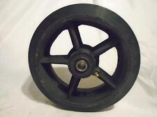 "8"" x 2-1/2"" Rubber on Steel Caster Wheel 850 lbs"