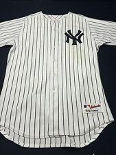 Cody Ransom New York Yankees GAME USED JERSEY Baseball AUTHENTIC MLB 2008 NY
