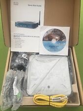 Cisco SRP 527W 4-Port 10/100 Wireless N ADSL Router SRP527W-K9-G5 BOXED with PSU