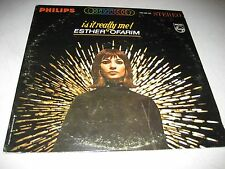 ESTHER OFARIM IS IT REALLY ME! LP NM Philips PHS-600-185 1965