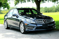 2013 Mercedes-Benz C-Class Sport Sedan 4-Door