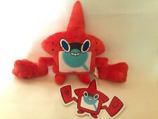 "NEW Rotom Pokedex Plush 8.2""(21cm) Exclusive to Pokemon Center Japan Sun Moon"
