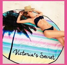 Victorias Secret Round Beach Towel Limited Edition Roundie 2016 ~ FREE PRIORITY