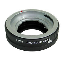 Kipon DKL Deckel Lens to Olympus 4/3 Camera Adapter USA