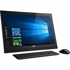 "Acer Z1-622 21.5"" Full HD Screen All-in-One Desktop, Intel 1.60GHz;4Gb;500HD;W10"