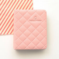 Macaroon Color Fuji Film Polaroid Mini Photo Album Case for Instax Mini 7S 8 25