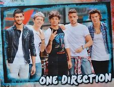 ONE DIRECTION - A2 Poster (XL - 42 x 55 cm) - Clippings Fan Sammlung NEU