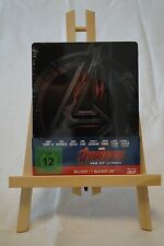Avengers - Age of Ultron - Limited Edition (Blu-ray + 3D Blu-ray) Steelbook