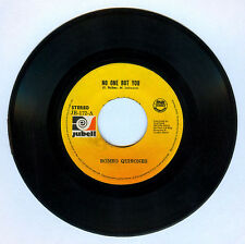Philippines ROMEO QUINONES No One But You OPM 45 rpm Record