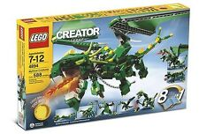 NEW Lego Creator #4894 MYTHICAL CREATURES New Sealed