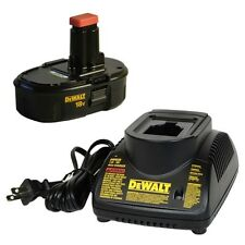 NEW DEWALT 7.2V -18V NI-CAD XRP BATTERY CHARGER DW9226 & NI-CAD BATTERY DC9098