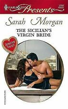 NEW - The Sicilian's Virgin Bride by Morgan, Sarah