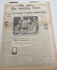 The Sporting News Newspaper   Pennant Races   April  27, 1944       101014lm-eB3