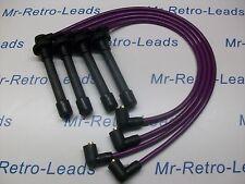 Púrpura 8MM Encendido contactos cabrá. Honda Civic 2.0i 1.8i 1.6i 1.5i 1.4i 16V..