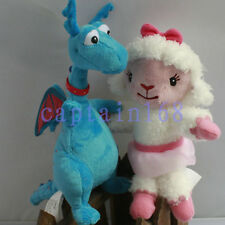 NEW ARRIVAL 2pcs Disney Doc McStuffins friend Lambie &Stuffy Stuffed Plush Doll