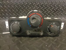 2006 RENAULT MEGANE SCENIC 1.5 DCI 5DR HEATER CONTROLS PANEL