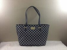 Kenneth Cole Reaction Duplicator Pixie Tote (KN1564/79) - Black/White- TSL
