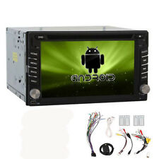 2 Din Car Stereo GPS Sat Navigation Cpu 1G The Fastest Pure Android 3G WIFI