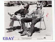 Robert Redford barechested VINTAGE Photo Little Fauss And Big Halsy