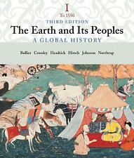 The Earth and Its People: A Global History, Volume I: To 1550, Johnson, Lyman, H