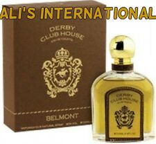 DERBY CLUB HOUSE BELMONT BY ARMAF FOR MEN EDT 3.4 OZ. / 100 ML NEW IN BOX......