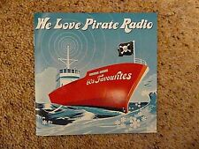 WE LOVE PIRATE RADIO  5 CD BOX SET  READERS DIGEST