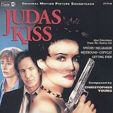 Judas Kiss -- Film Music of Christopher Young (CD-2000,Citadel) HELLRAISER...