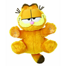 "OFFICIAL GARFIELD JUST CLINGING AROUND SOFT PLUSH CAR TOY 8"" - Window Sucket"