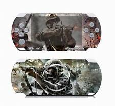 COD 054 Vinyl Decal Skin Sticker for Sony PSP 3000