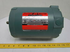 Reliance Duty E A-C Electric Motor 3/4 HP 1725 RPM 230/460V 56C Frame 3PH TE NEW
