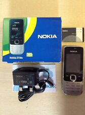 Nokia 2730c Classic - Black Simple Easy to Use 3G Mobile Phone unlocked.