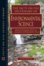 The Facts on File Dictionary of Environmental Science (Facts on File S-ExLibrary