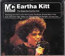"CD 18T EARTHA KITT "" THE ESSENTIAL "" 2007 IMPORT UK NEUF SCELLE"