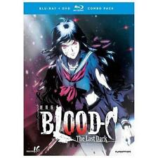 Blood-C: The Last Dark (Blu-ray/DVD Combo, 2013, 2-Disc) R1 Japan Anime NEW