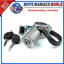 Ignition Starter Switch Lock Barrel & Keys IVECO DAILY 2000 - 2006 Brand New !!!