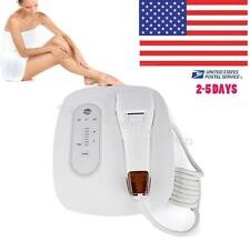 USA Home Use IPL Laser Hair Removal Machine Skin Rejuvenation Facial Care FDA CE