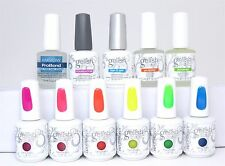Harmony Gelish Soak-Off Gel Nail Polish Reo Neon Collection  + More