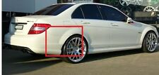 Mercedes C Class W204 - Rear wheel arch spats