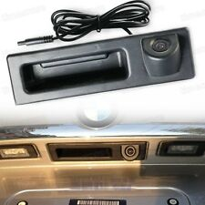 Replacement Trunk Handle Rear View Parking Camera for BMW 5-Series F10 2011-2014