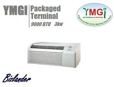 YMGI 9000 BTU PTAC PACKAGED TERMINAL 208-230V AIR CONDITIONER WITH 3KW HEATER