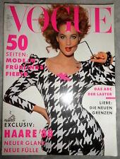 Vtg Vogue Magazine (7) May '50 Apr '53 Feb Mar Nov '61 Horst Penn RawlingsCovers