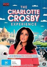 The CHARLOTTE CROSBY Experience DVD REALITY - TV SERIES NEW RELEASE BRAND NEW R4
