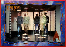 """STAR TREK TOS 50th Anniversary - """"THE CAGE"""" - GOLD FOIL Chase Card #44"""